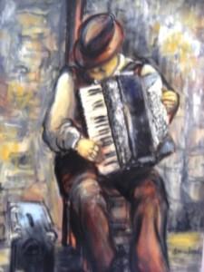"""MUSICA CON LA FISARMONICA DEL SIG. LUIGI E LA RITMICA DEL SIG. CESARE @ CENTRO DIURNO e AI PIANI del CENTRO SERVIZI """"G. A. CAMPOSTRINI"""""""