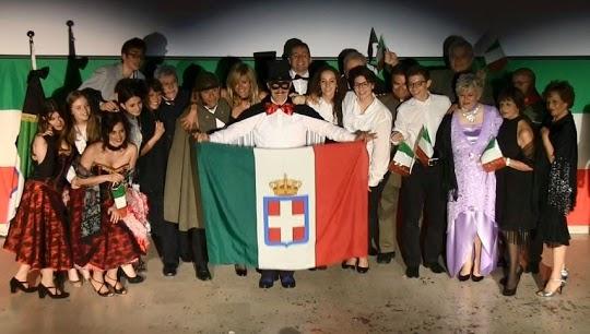 """Festa di Compleanno per gli ospiti nati in Ottobre. Con la Compagnia teatrale """"Gino Franzi"""""""