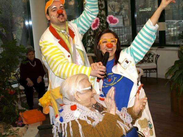 """Clownterapia con i """"VIP VERONA CLOWN""""!"""